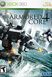 Armored Core 4 Poster