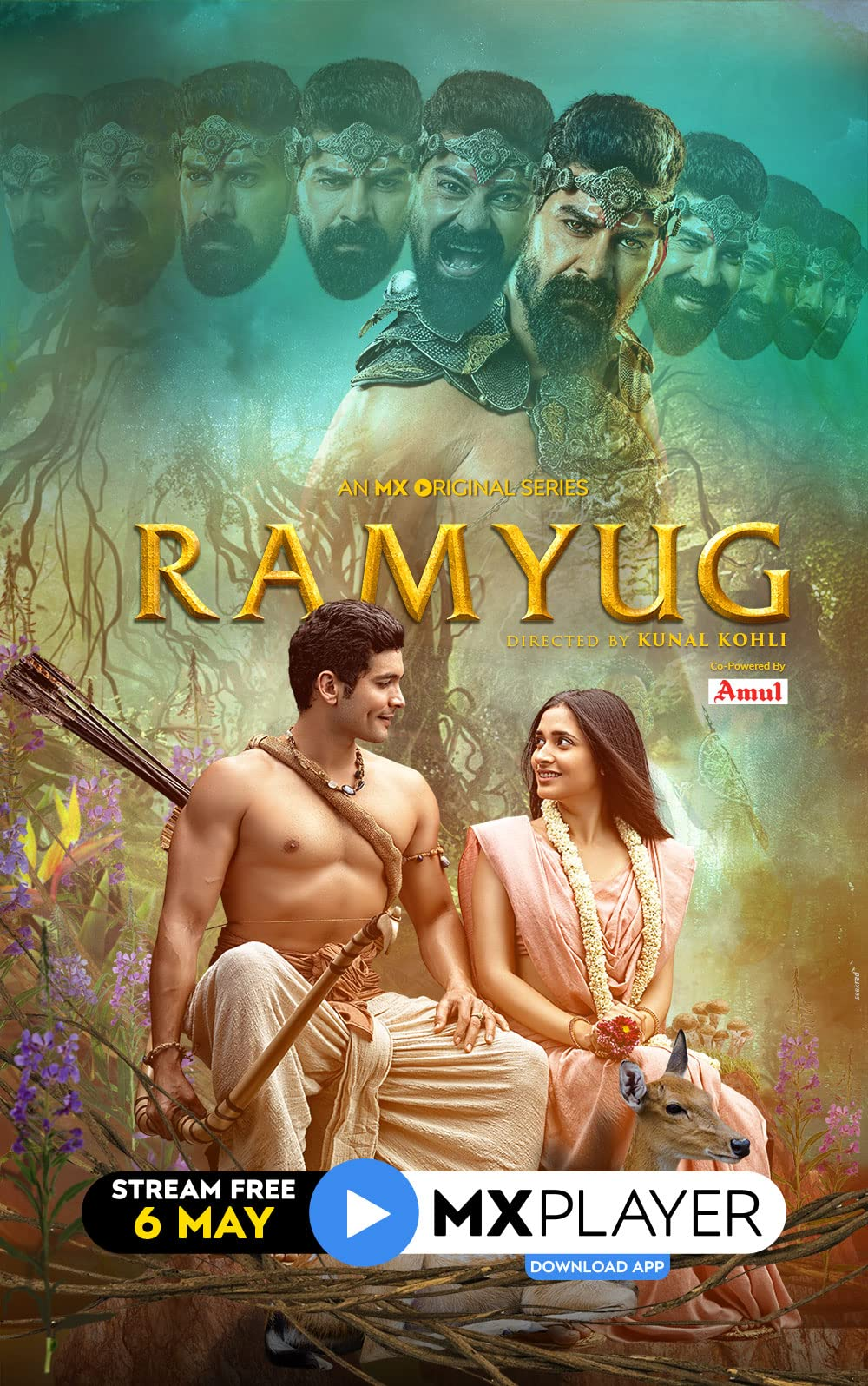 Ramyug 2021 S01 Hindi MX Original Complete Web Series 480p HDRip 950MB x264 AAC