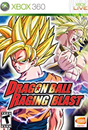 Dragon Ball: Raging Blast Poster