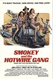 Smokey and the Hotwire Gang Poster