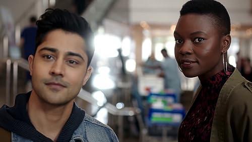 The Resident: Devon & Mina Spot Dr. Austin Talking To A Mysterious Woman