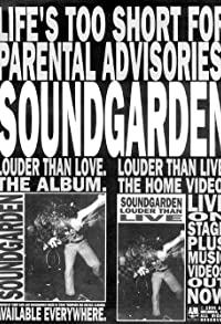 Primary photo for Soundgarden: Louder Than Live