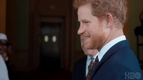 Queen Of The World: Prince Harry Greets Commonwealth Scholars