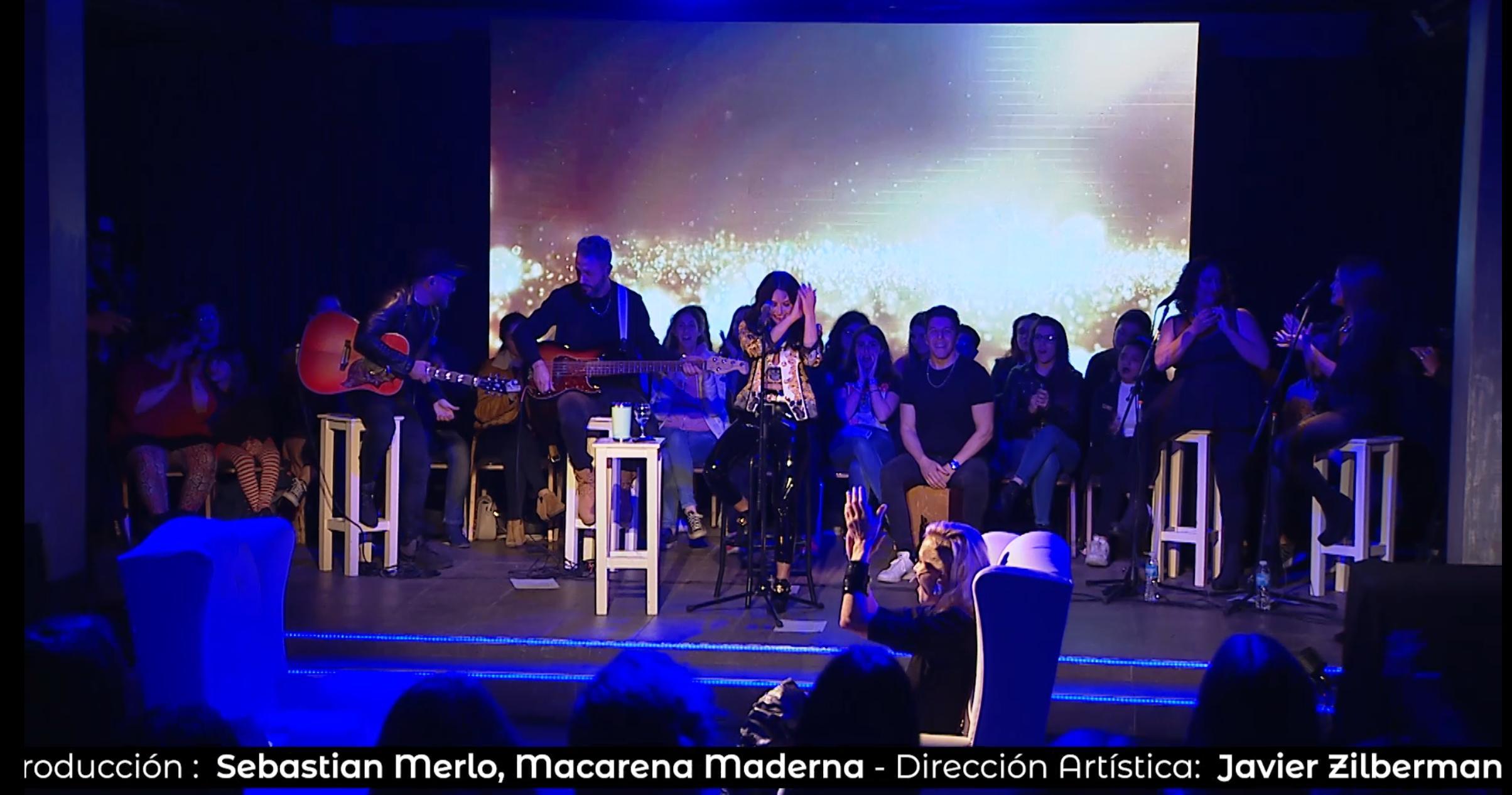 Lali Espósito in Confesiones Secretos y Canciones (2020)