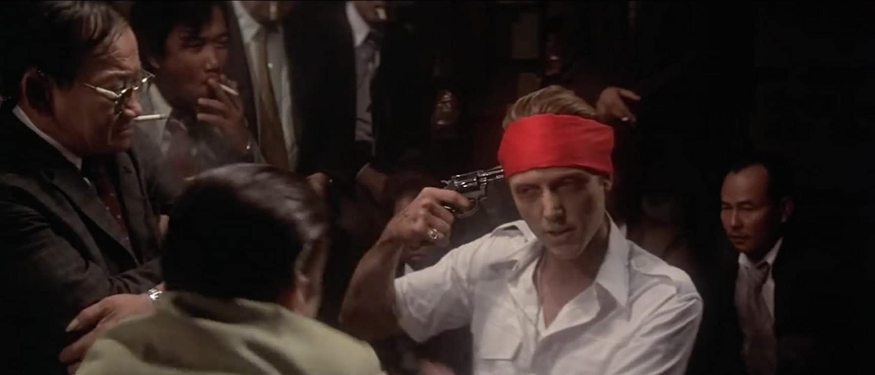 Robert De Niro and Christopher Walken in The Deer Hunter 1978