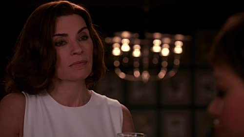 The Good Wife: I'm Not Crying Now