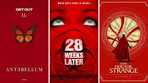 Red Hot: Crimson Posters We Love gallery