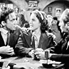 Deanna Durbin, Mischa Auer, and Adolphe Menjou in One Hundred Men and a Girl (1937)