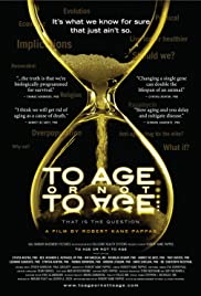 To Age or Not to Age Poster