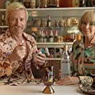 Kylie Minogue and Guy Pearce in Swinging Safari (2018)