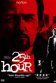 Spike Lee's '25th Hour': The Evolution of an American Filmmaker Poster