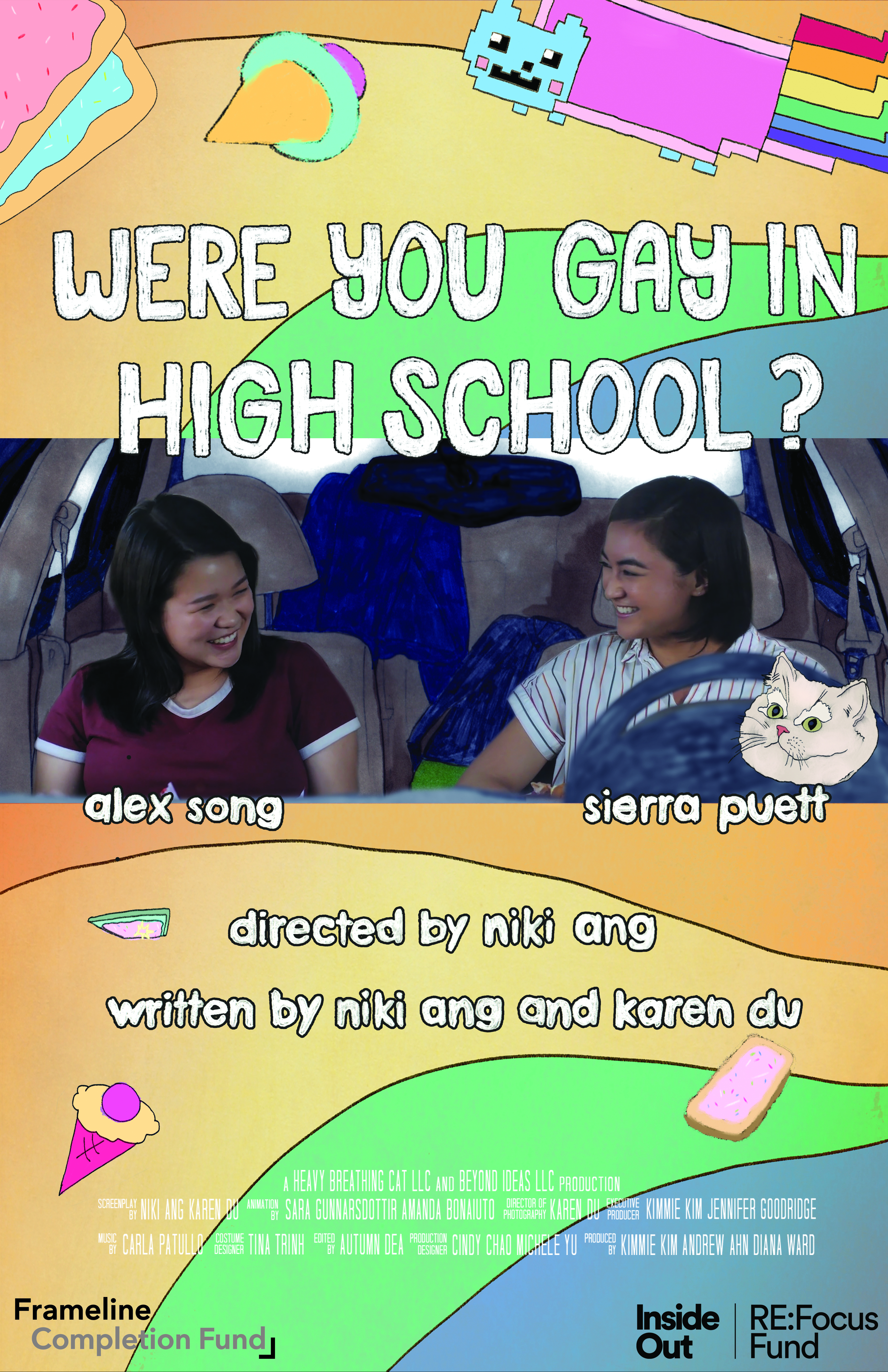 Were You Gay in High School? (2020)