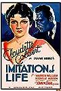 Claudette Colbert and Warren William in Imitation of Life (1934)