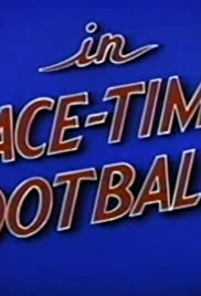 Peace Time Football Poster