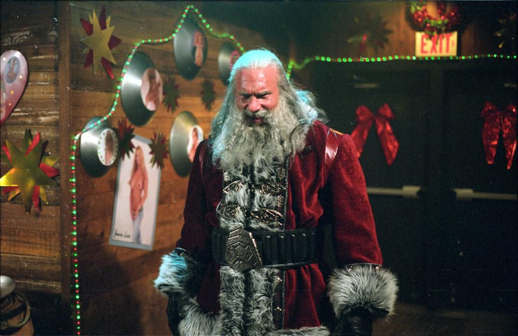 Bill Goldberg in Santa's Slay (2005)
