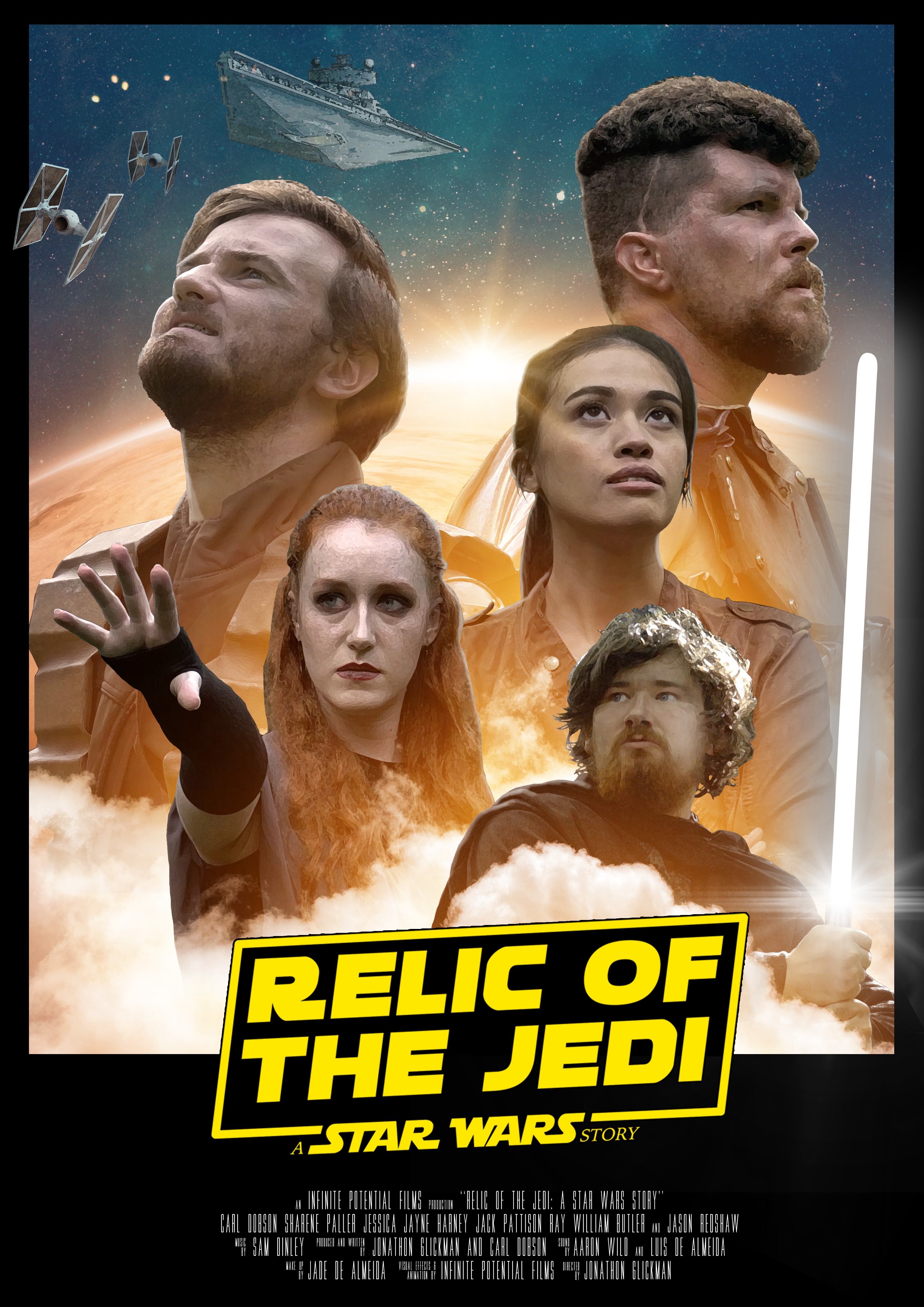 Relic of the Jedi: A Star Wars Story hd on soap2day
