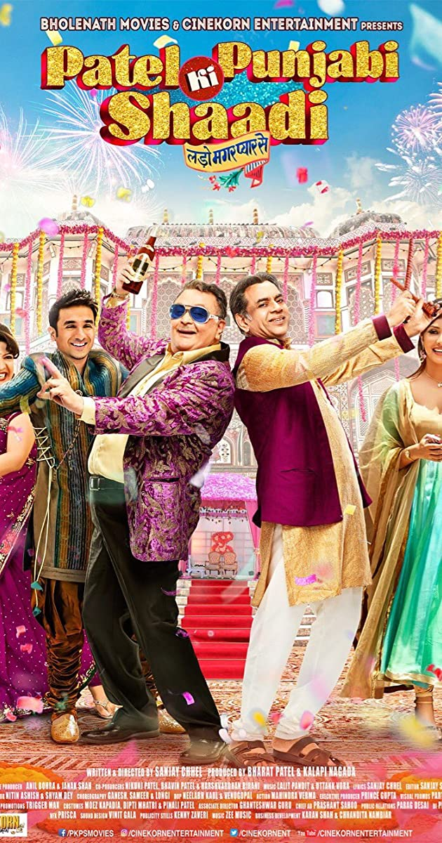 Patel Ki Punjabi Shaadi (2017) - IMDb