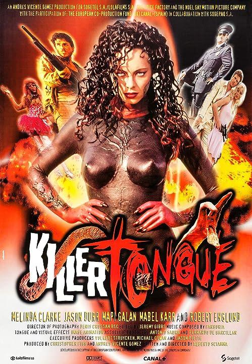 Killer Tongue (1996) Hindi Dubbed