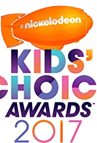 Primary photo for Nickelodeon Kids' Choice Awards 2017