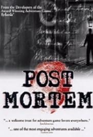Post Mortem Poster