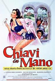 Angela Cavagna, Martufello, and Sergio Vastano in Chiavi in mano (1996)