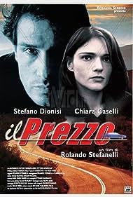 Chiara Caselli and Stefano Dionisi in Il prezzo (1999)