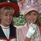 Hayley Mills and Deborah Walley in Summer Magic (1963)