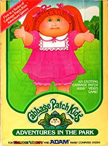 Stream movies no download Cabbage Patch Kids: Adventures in the Park by [1280p]