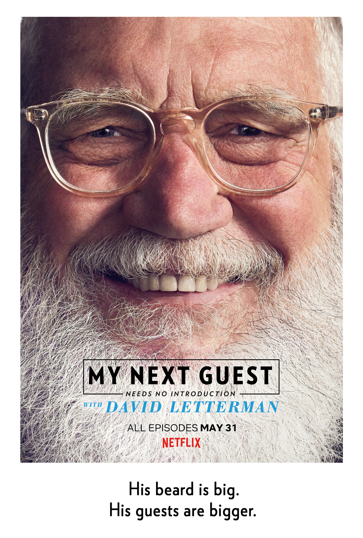 My Next Guest Needs No Introduction with David Letterman (TV