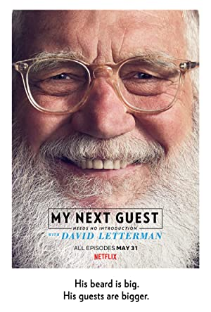 Where to stream My Next Guest Needs No Introduction with David Letterman