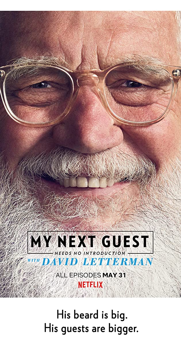 Download My Next Guest Needs No Introduction with David Letterman or watch streaming online complete episodes of  Season2 in HD 720p 1080p using torrent