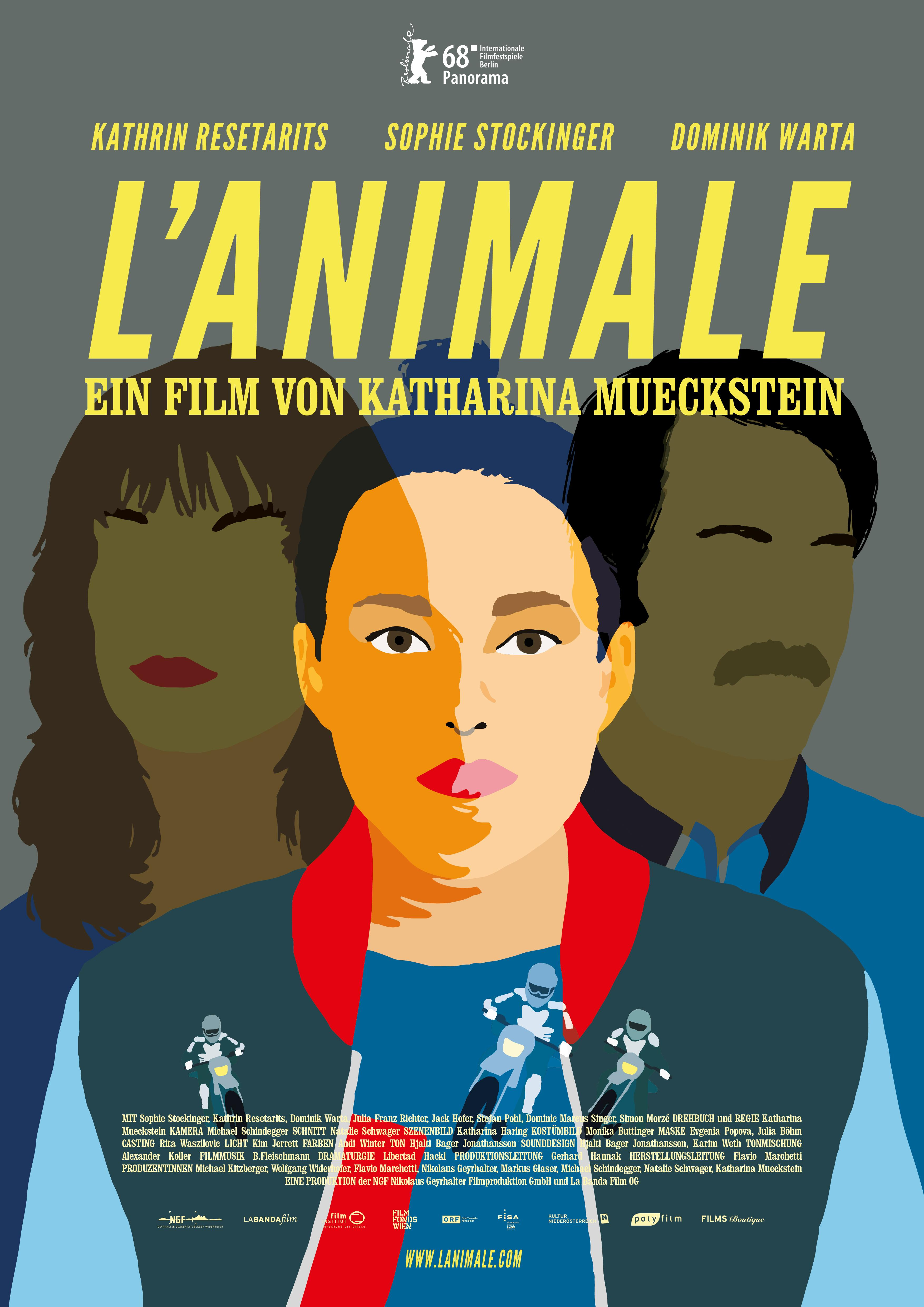 Lanimale (2018)