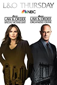 Mariska Hargitay and Christopher Meloni in Law & Order: Special Victims Unit (1999)