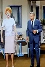Lucy with George Burns Poster