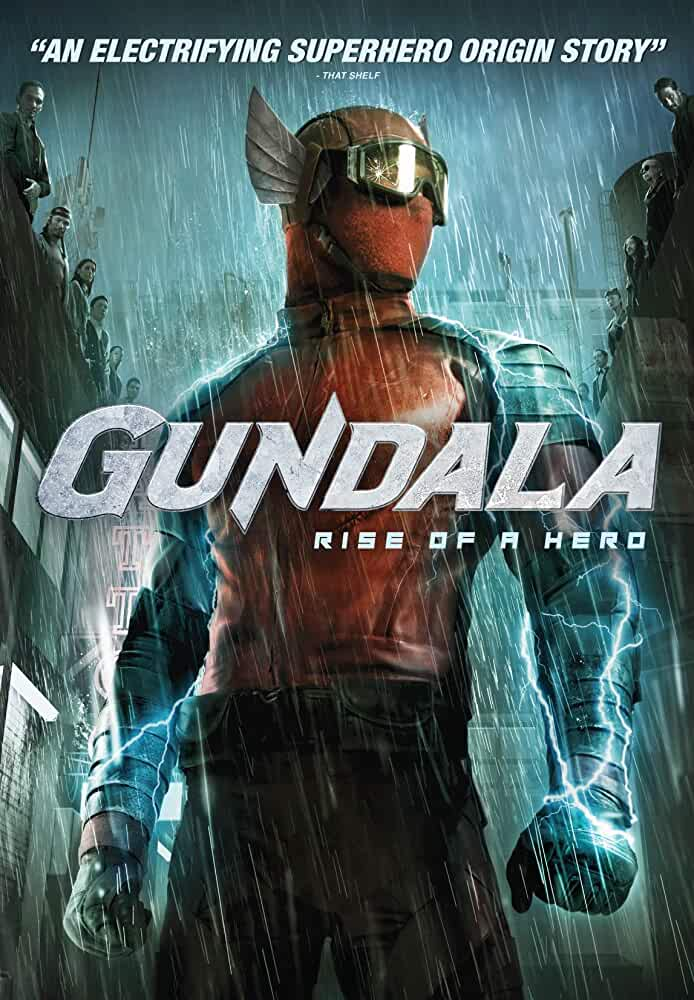 Gundala | 2019 | English | 1080p | 720p | BluRay