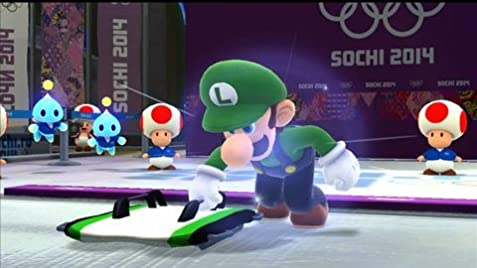 Mario And Sonic At The Pyeongchang 2020 Olympic Winter Games Release Date.Mario Sonic At The Sochi 2014 Olympic Winter Games Video