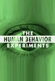 The Human Behavior Experiments Poster