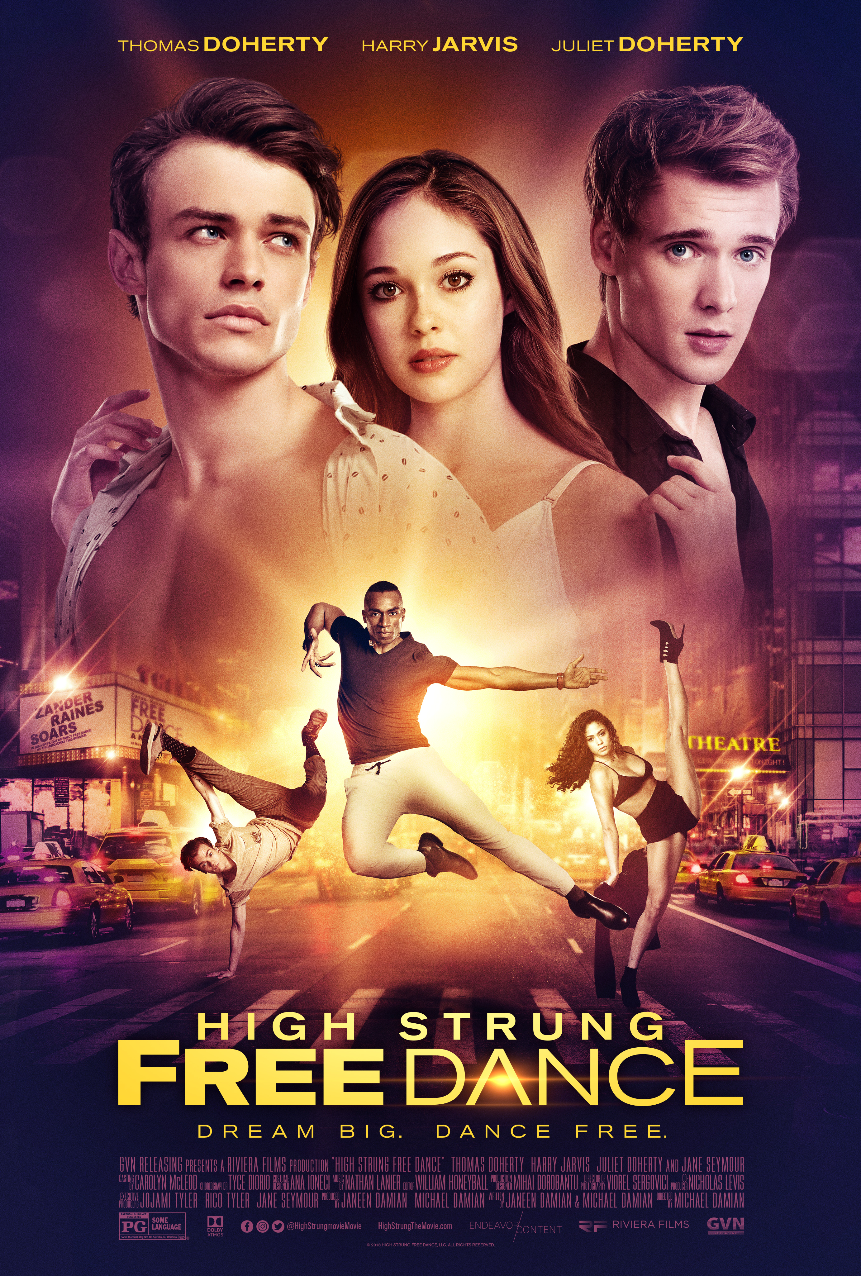 Image result for High Strung Free Dance