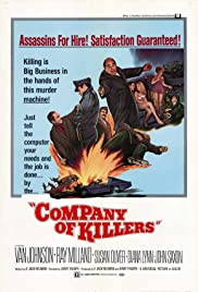 Company of Killers Poster