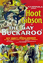 The Gay Buckaroo Poster