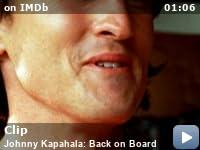 johnny kapahala back on board film location