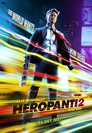 Where to stream Heropanti 2