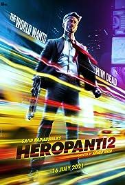 Heropanti 2 Poster