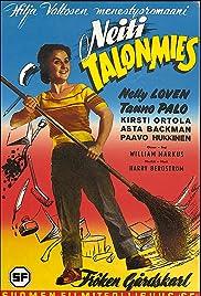Neiti Talonmies Poster
