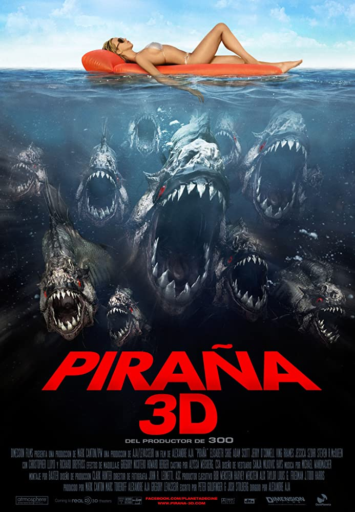 Piranha 3D مترجم