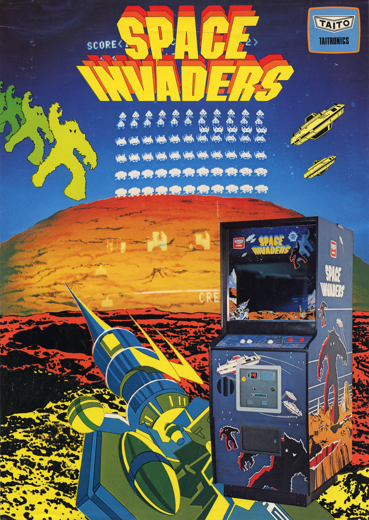 Space Invaders (Video Game 1978) - IMDb