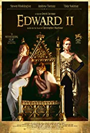 Edward II (1991) Poster - Movie Forum, Cast, Reviews