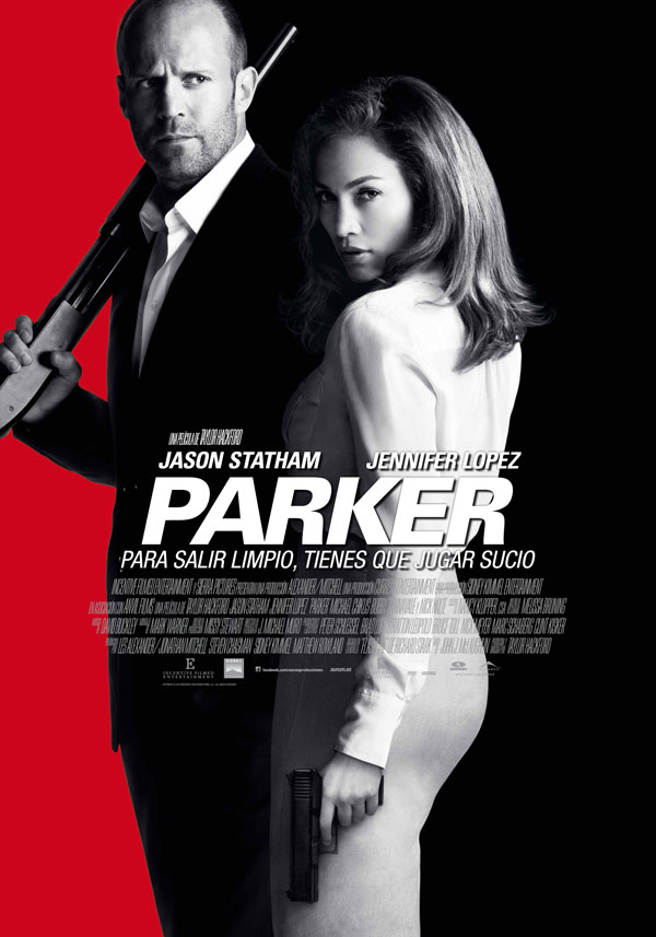Parker (2013) Hindi Dubbed