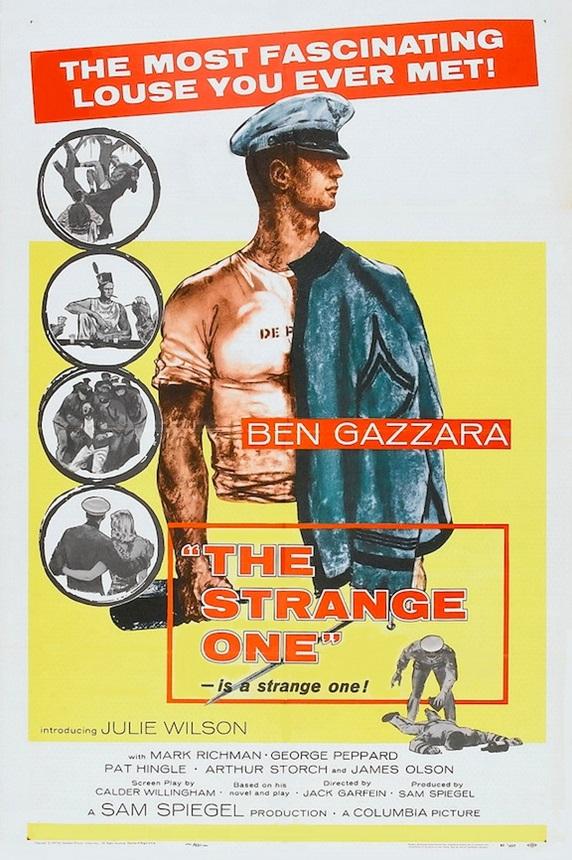 12fd08a66ad The Strange One (1957) - IMDb