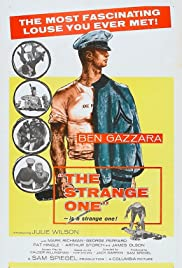 The Strange One (1957) Poster - Movie Forum, Cast, Reviews